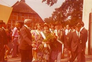 1973 Majestäten
