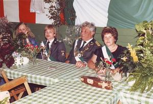 1987 Majestäten