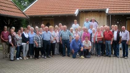 2018-06-19 Alte Garde1©Schützenverein Essern von 1910