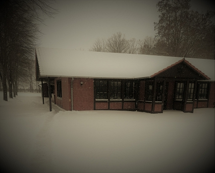 Das Sportzentrum im Winterglanz©Schützenverein Essern von 1910